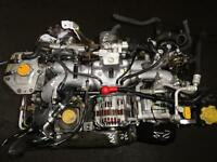 JDM SUBARU WRX EJ20 TURBO ENGINE ONLY, 2001-2005