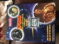 Star Wars Tazzos