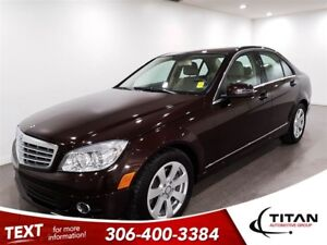 2011 Mercedes-Benz C250 AWD|Leather|Sunroof|Bluetooth|