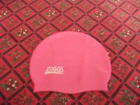 ZOGGS Pink Girl's Swimming Hat