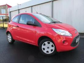 Ford Ka 1.2 Studio 3dr [Start Stop] (red) 2011