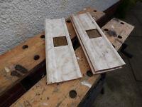 Cream & Brown Mottled Rapolano Matt Ceramic Tiles