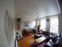 Lovely Furnished Double Room in Spacious Flat
