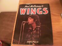 Paul McCartney & Wings Book,