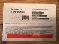 Windows pro 64bit eng intl 1pk dsp oei DVD