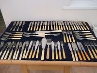 cutlery for all occasions 400 pieces.