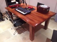 Beautiful Cedar Dining Table