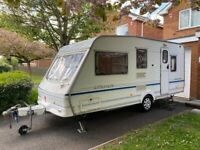 SWIFT LIFESTYLE 500 SALON! 5 BERTH VAN! Great condition caravan!