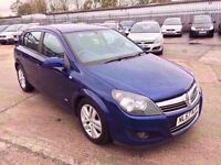 VAUXHALL ASTRA 1.6 SXI 5 DOOR 2008 / FULL DEALER HISTORY / HPI CLEAR / 2 KEYS / EXCELLENT CONDITION