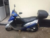 Scooter Peugot Vclick 50cc 2008