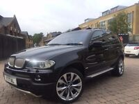 2005 BMW X5 SPORT 3.0 DIESEL AUTO**HPI CLEAR**FULL SERVICE HISTORY**