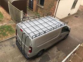 Renault Trafic SWB full size roof rack