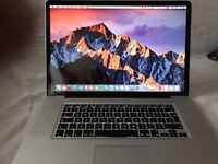 "Superb Apple Macbook Pro 17"", SSD drive, 8GB memory, lots of extras, fantastic condition!"