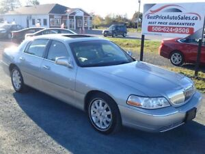 2007 Lincoln Town Car Signature Limited! SUNROOF! CERTIFIED!