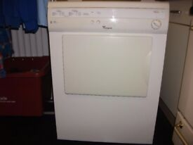 whirlpool solutions dryer large 7kg