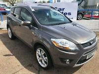 FORD KUGA 2.0 ZETEC TDCI 2WD 5d 138 BHP A GREAT EXAMPLE INSIDE AND OUT (brown) 2012