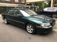 Volvo S80 2.4 Turbo taxed and moted px/swaps