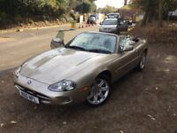 RELUCTANT SALE OF MY BEAUTIFUL XK8 CONVERTIBLE FULL M.O.T AND SERVICE HISTORY