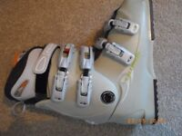 Size 6.5 Grey Ski Boots