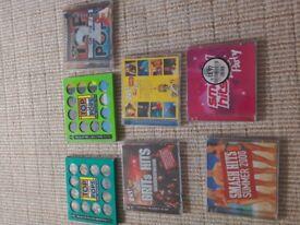 Compilation CDs for sale
