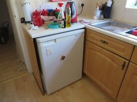 kitchen units and stainless steel sink + hook tap, dbl oven, gas hob etc Burley in Wharfedale area