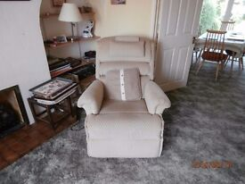 Electric Recliner Chair - Sherbourne Comfi-sit
