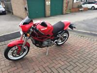 Ducati s2r 800 2006 only 1500 miles