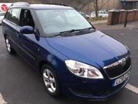 skoda fabia se tdi cr 105 estate 1.6 diesel manual