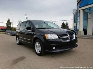 2017 Dodge Grand Caravan Crew Plus-ACCIDENT FREE-LOW MONTHLY PAY