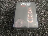 Vaping: Authentic VGOD PRO MECH Mechanical Mod. New & Sealed.