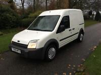 2006 P/PLATE FORD TRANSIT CONNECT 1.8 LWB L230 D TWIN SIDE LOADING DOORS