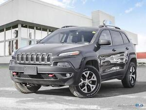 2016 Jeep Cherokee $222 b/w | Trailhawk | 4x4 | Leather | Naviga