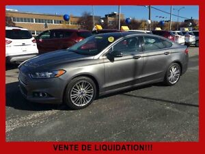 2013 Ford FUSION SE / GROUPE ELECTRIQUE / AIR CLIMATISE
