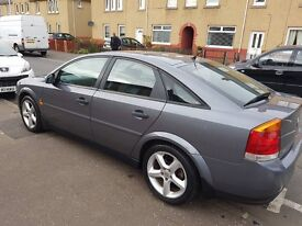 vauxhall vectra with7 months mot and good service history