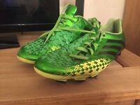 Adidas football boots