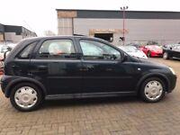 2004 Vauxhall Corsa 1.2 i 16v Design 5dr (a/c)