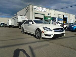 2013 Mercedes-Benz CLS-Class CLS 63 AMG BI TURBO