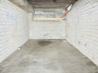FANTASTIC GARAGE available for parking or storage | Old Street / Hoxton (N1)