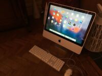 Apple iMac 2007 - 20inch Screen . 250GB Hard drive. 4Gig Ram. Refurbished and factory reset,