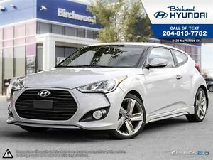 2013 Hyundai Veloster Turbo *Navigation Sunroof W/ Remote Start