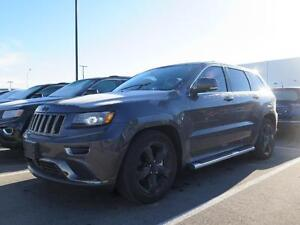 2015 Jeep Grand Cherokee Overland! Touch Screen!