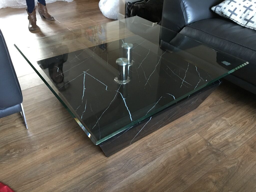 new sparta: square coffee table   in poole, dorset   gumtree