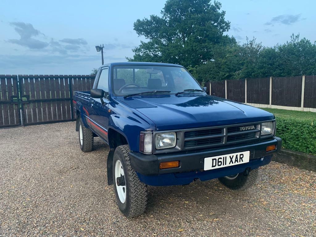 Toyota hilux 1987 single cab | in Maldon, Essex | Gumtree