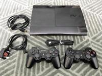 PlayStation 3 Superslim 500gb.