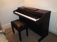Roland HP-3e Digital Piano & Stool
