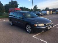 VOLVO V70 D5, FULL SERVICE HISTORY, JUST HAD A FULL SERVICE