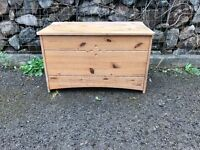 Lovely storage chest for sale