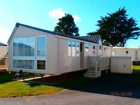 Static Caravan Brixham Devon 2 Bedrooms 6 Berth Atalas Concept 2006 39' x 12'
