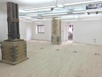 Large Office Space To Let in Clerkenwell   Wooden Floors   3500sqft Open Plan EC1R