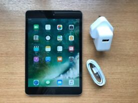 Excellent Condition Apple iPad Mini 3 128 GB WiFi + 4G (Unlock), 7.9in, Space Grey